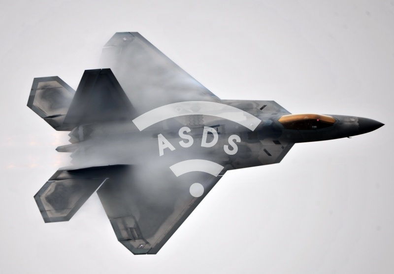 F-22 Raptor at FIDAE 2016
