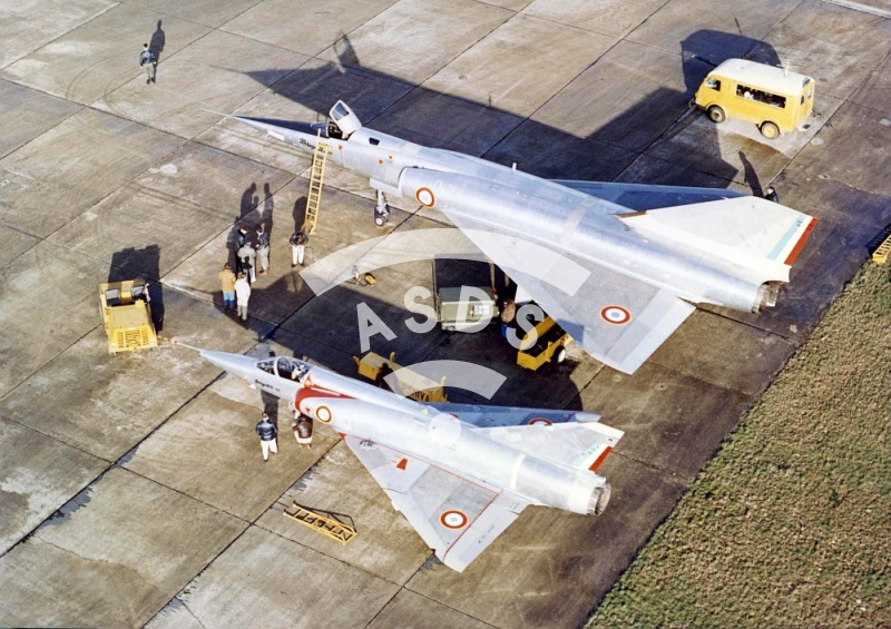 Mirage III and Mirage IV