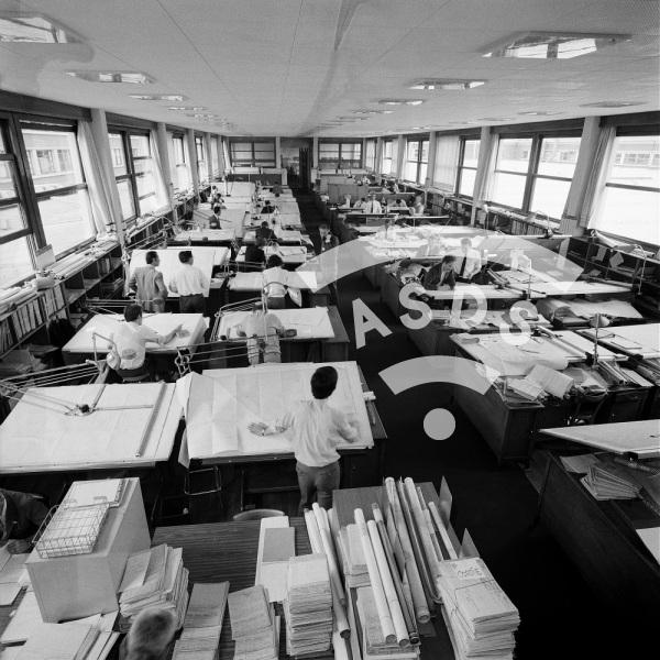 Dassault Aviation design office (60's)