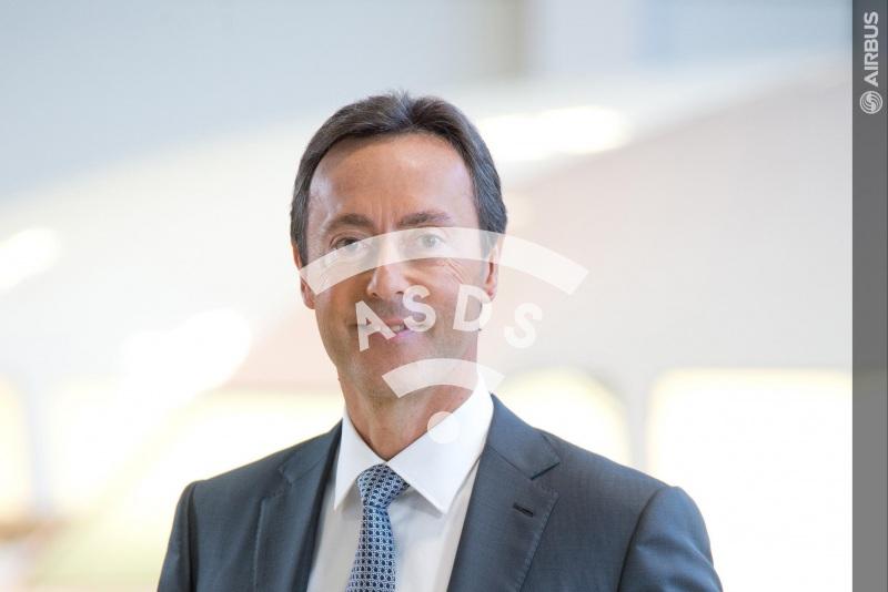 Fabrice Brégier, Airbus