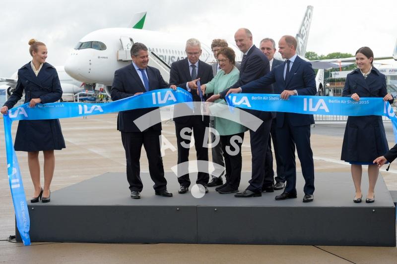 ILA Berlin 2016, Opening Ceremony