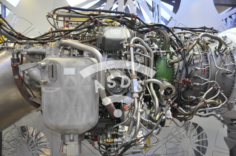 TP 400 turboprop engine complexity