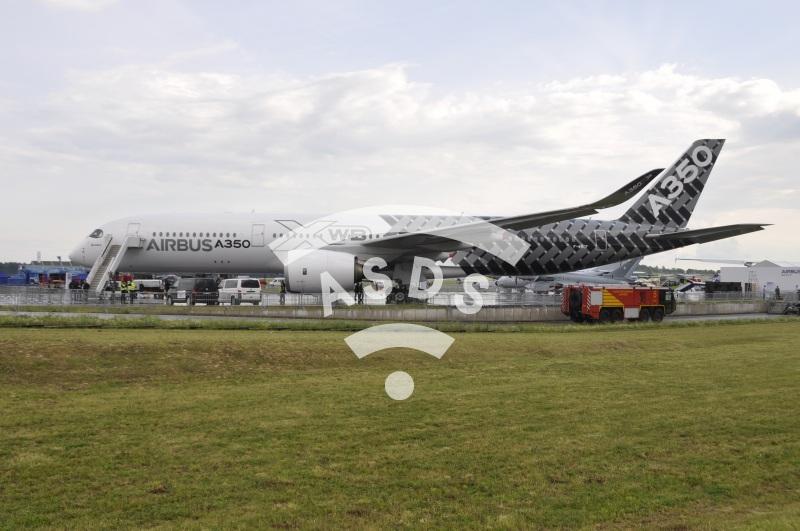 A350-XWB presented at ILA 2016