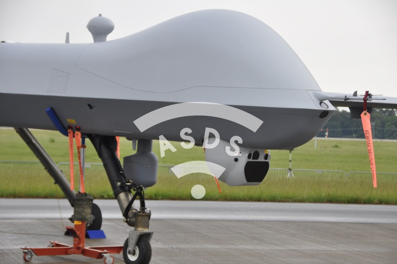 MQ-9 Reaper at ILA Berlin 2016