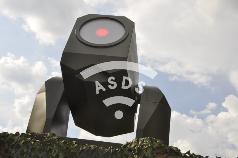 MBDA Laser Effector at ILA