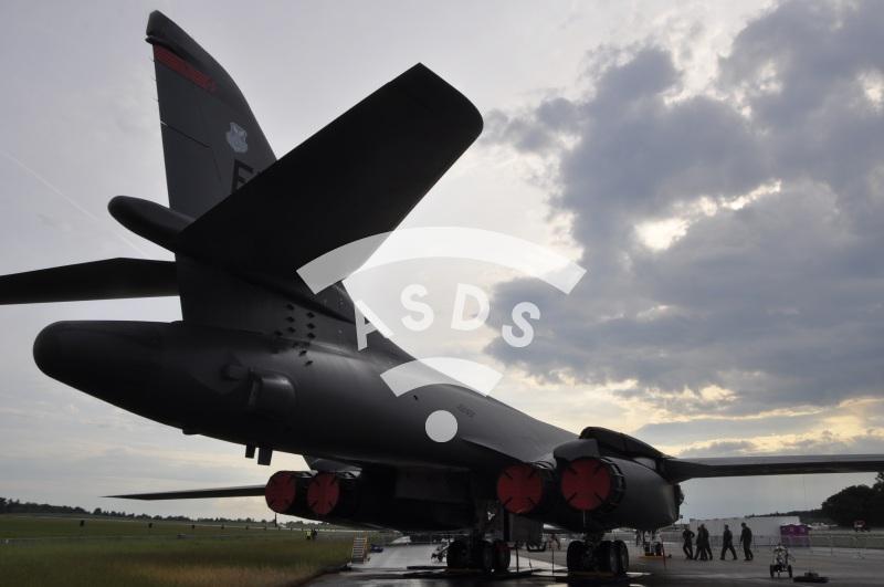 B-1 B Lancer at ILA 2016