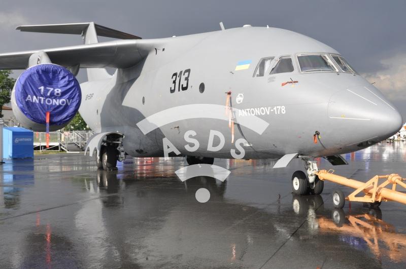 Antonov-178 Military Transport Aircraft
