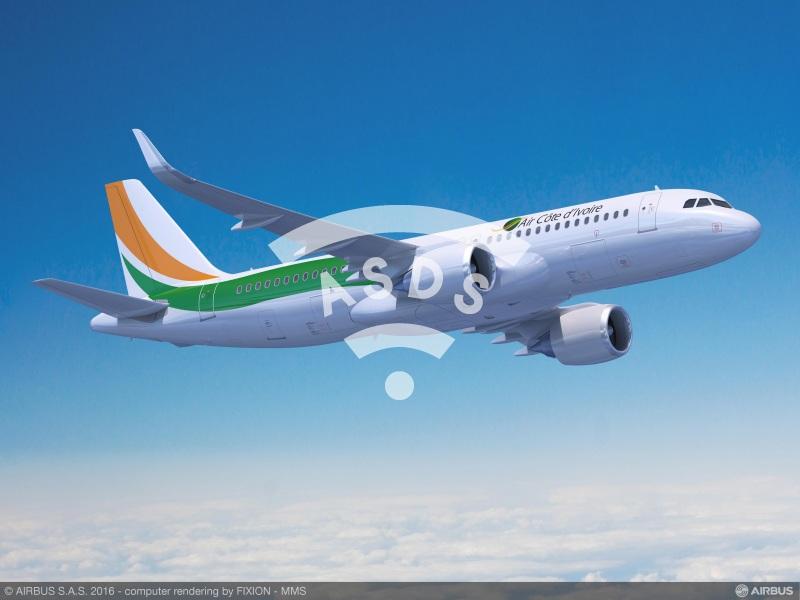 Air Côte d'Ivoire expands its Airbus fleet