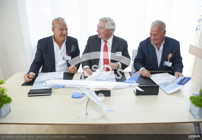 ARKIA Israeli Airlines to operate A330-900neo