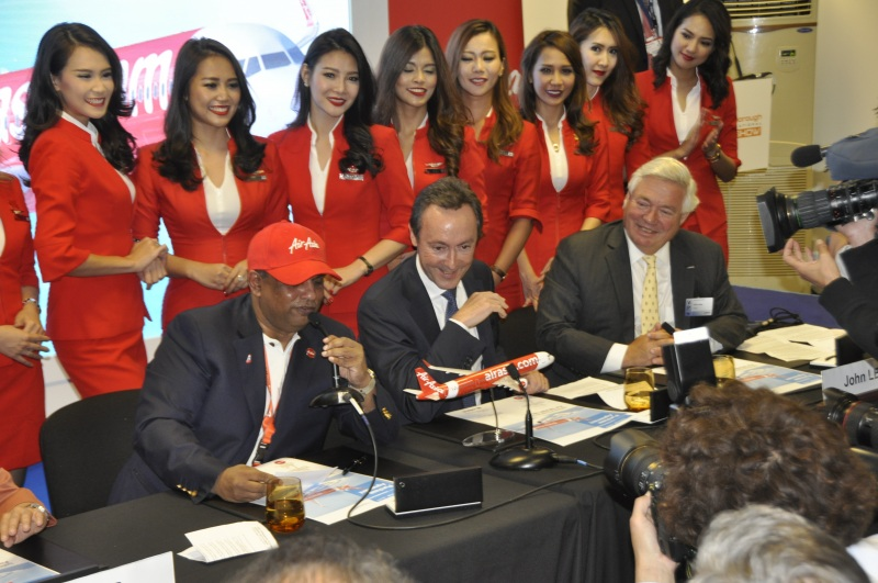 AirAsia orders 100 A321neo