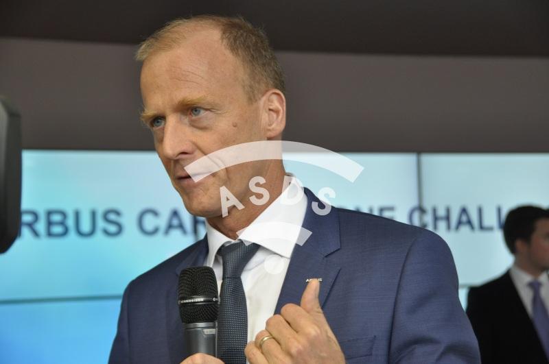 Tom Enders, CEO Airbus Group