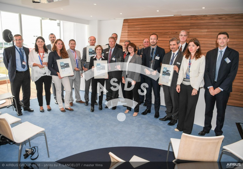 Airbus Suppliers Awards 2016