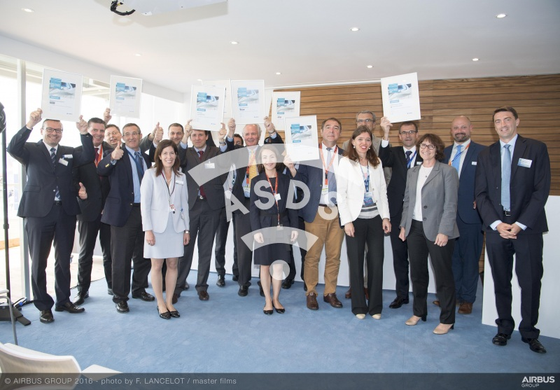 Airbus Suppliers Awards