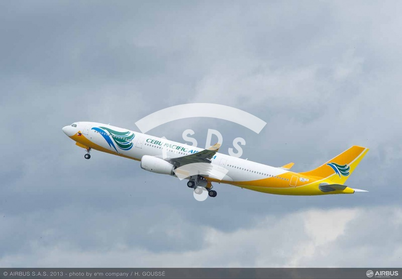 A330-300 for Cebu Pacific