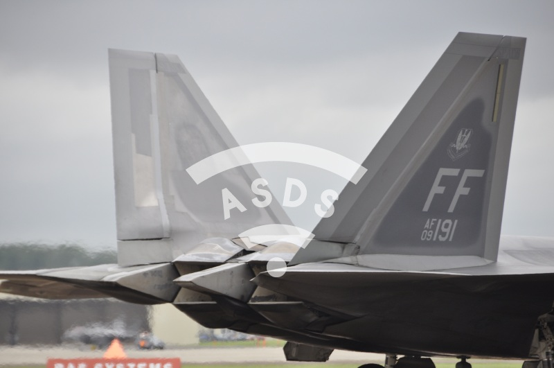 F-22 Raptor special design
