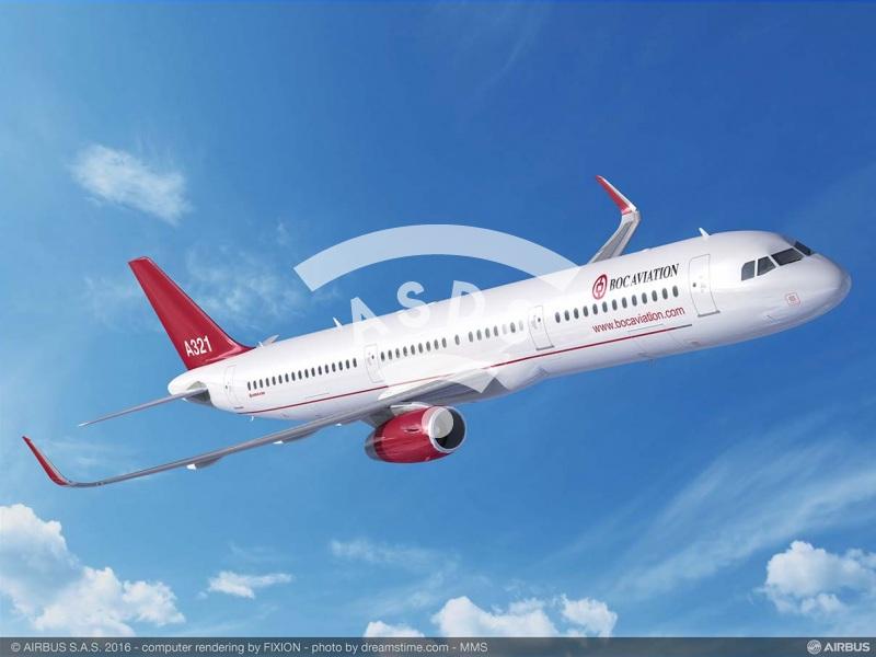 BOC orders A321 aircraft