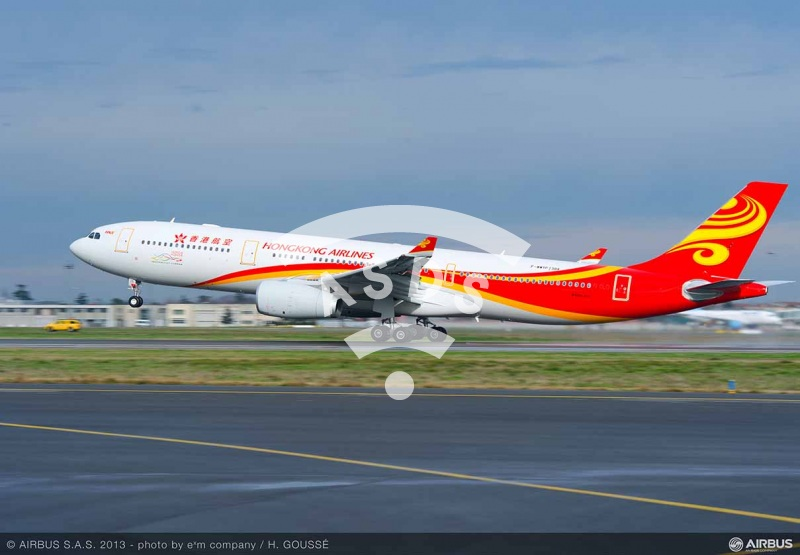 Hong Kong Airlines orders 9 more A330s