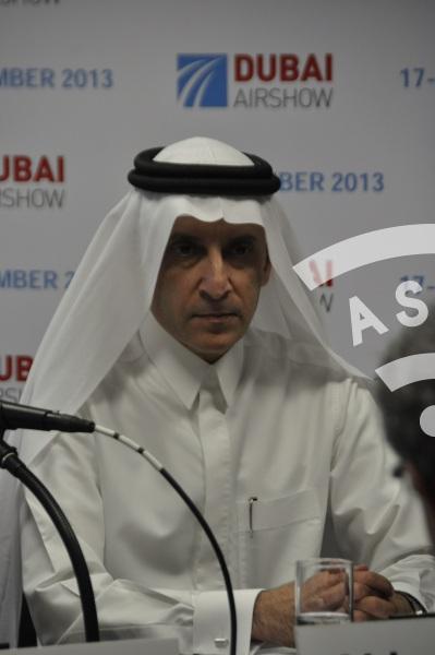 Akbar Al Baker, CEO Qatar Airways