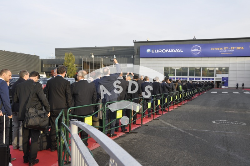 Euronaval 2016 Opening day