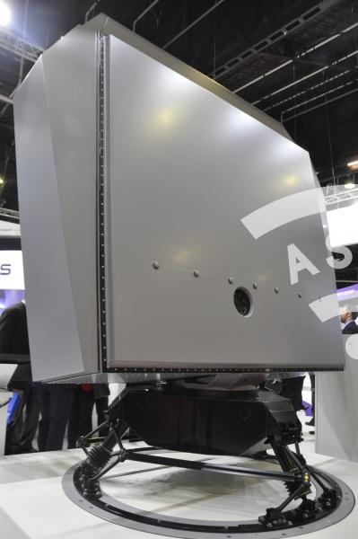 Thales new NS 200 naval radar