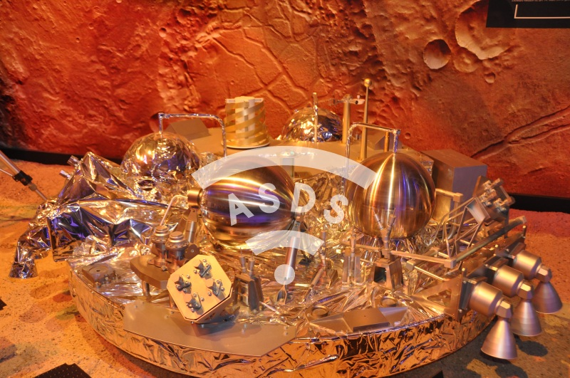 ExoMars Lander Schiaparelli