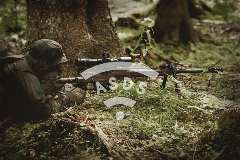 SX-1 Modular Tactical Rifle