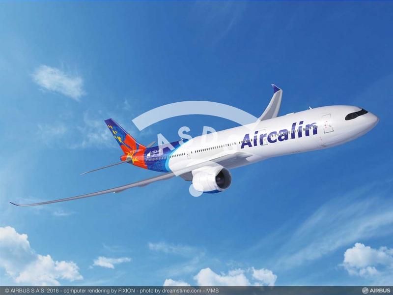 A330-900 for Aircalin