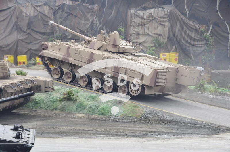 BMP-3 of the UAE Army