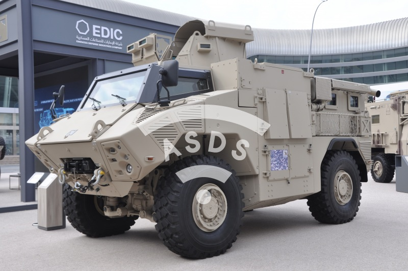 JIAS 4x4 MRAP