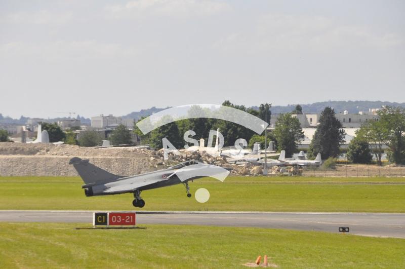 Rafale at Paris Airshow 2017