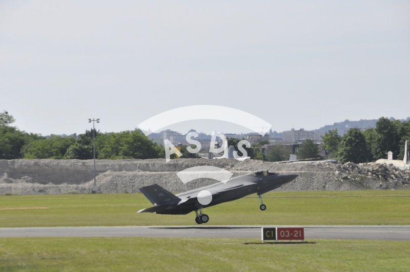 F-35A at Paris Airshow 2017