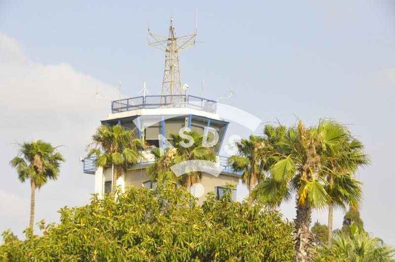Casablanca air control tower
