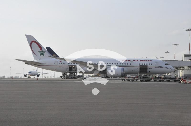 Dreamliner of Royal Air Maroc