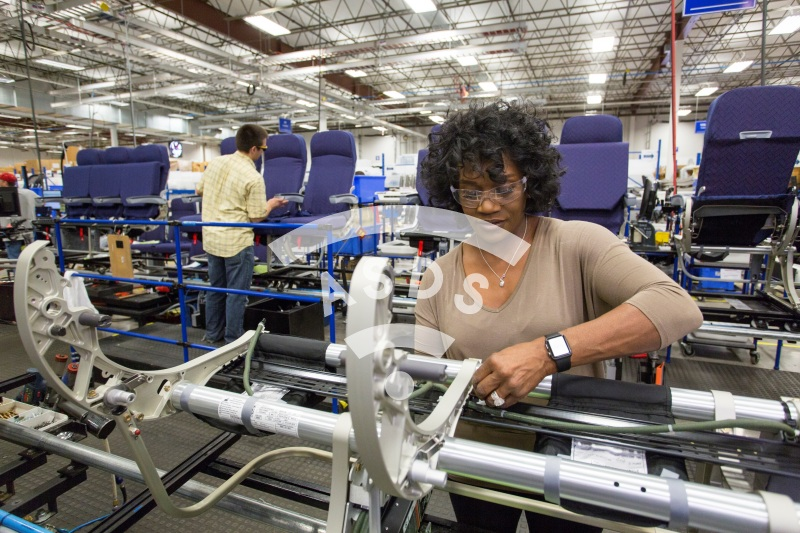 Rockwell Colling seating production
