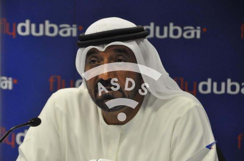 Sheik Ahmed Bin Saeed Al Maktoum