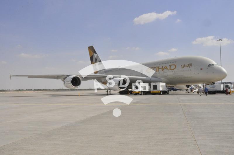 A380 of Etihad