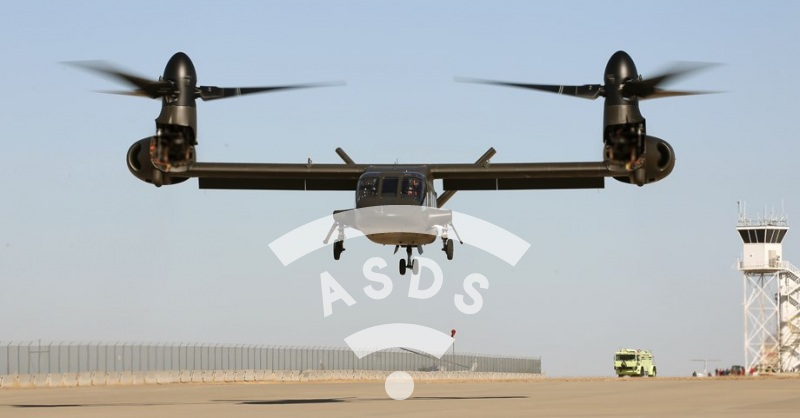 V-280 Vector 1st flight