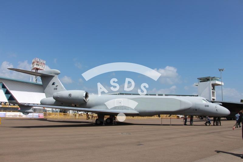 Singapore Air Force G550 AEW