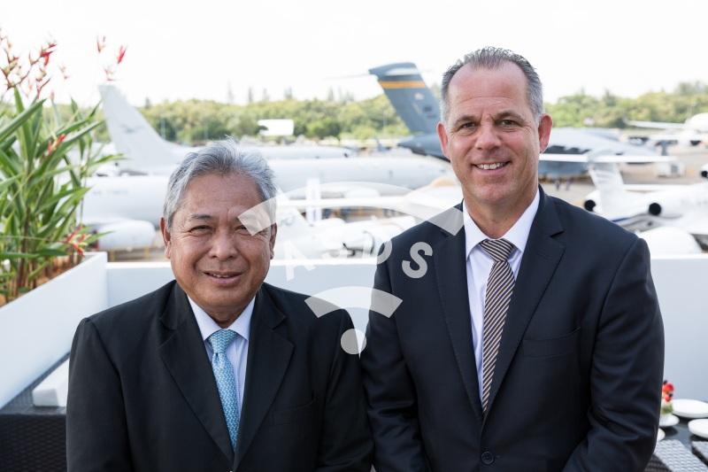 Jaime Bautista and Martin Gauss