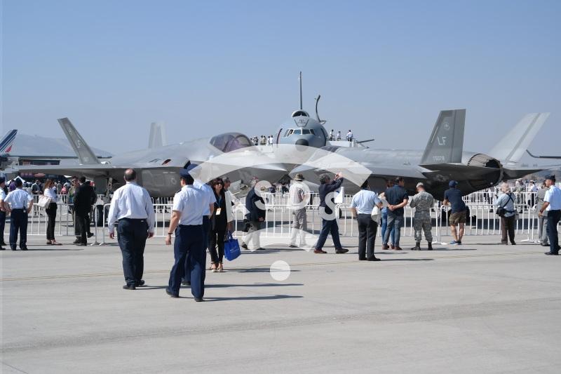 F-35 at FIDAE 2018