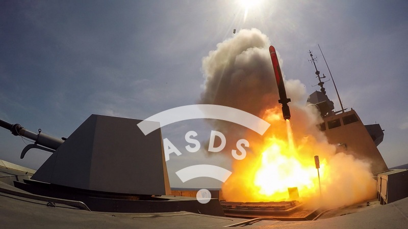MBDA MdCN cruise missile