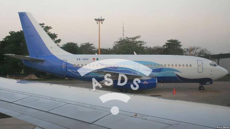 Boeing 737-200 Damojh Airlines
