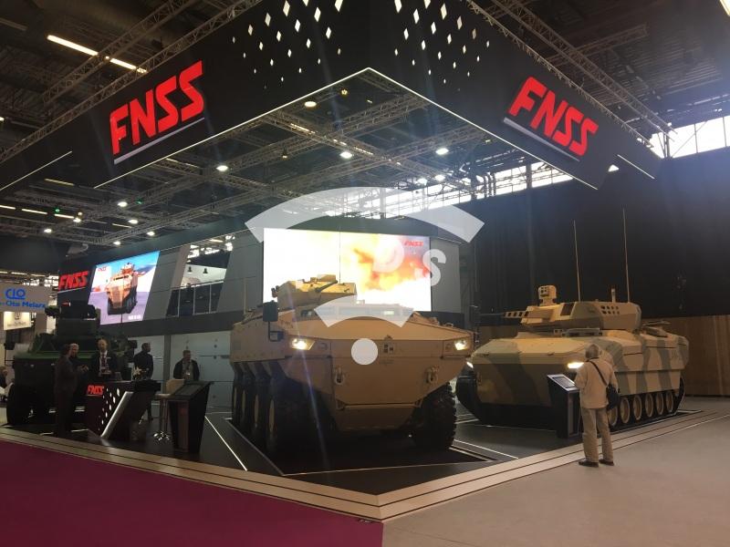 FNSS at Eurosatory