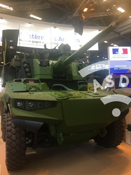 Jaguar IFV for French Army