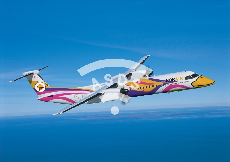 Nok Air Bombardier Q400