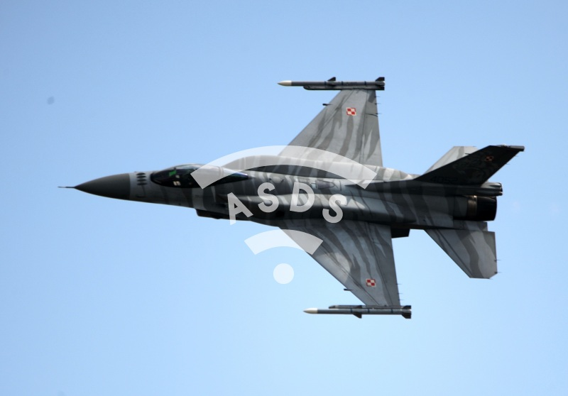 Polish Air Force F-16 Block 60