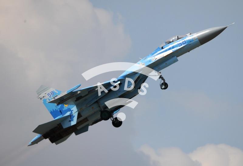 Ukrainian Air Force Su-27
