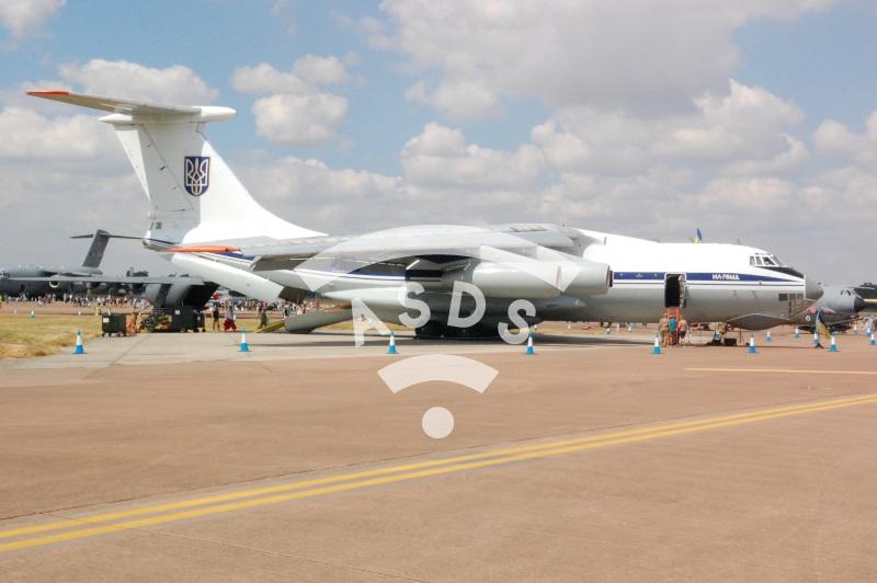 Ukrainian Air Force Il-76MA