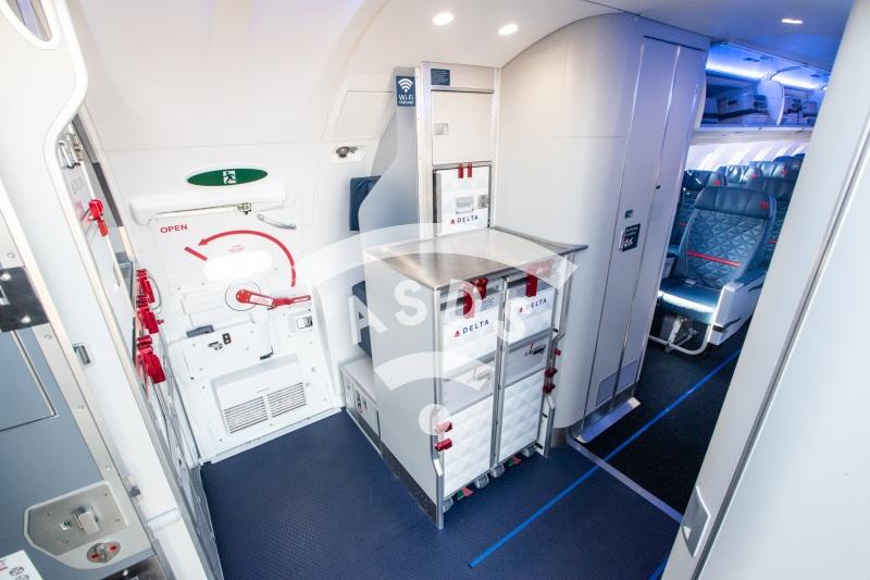 Bombardier Atmosphère Cabin