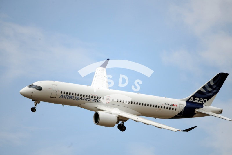 Airbus A220 for Air France